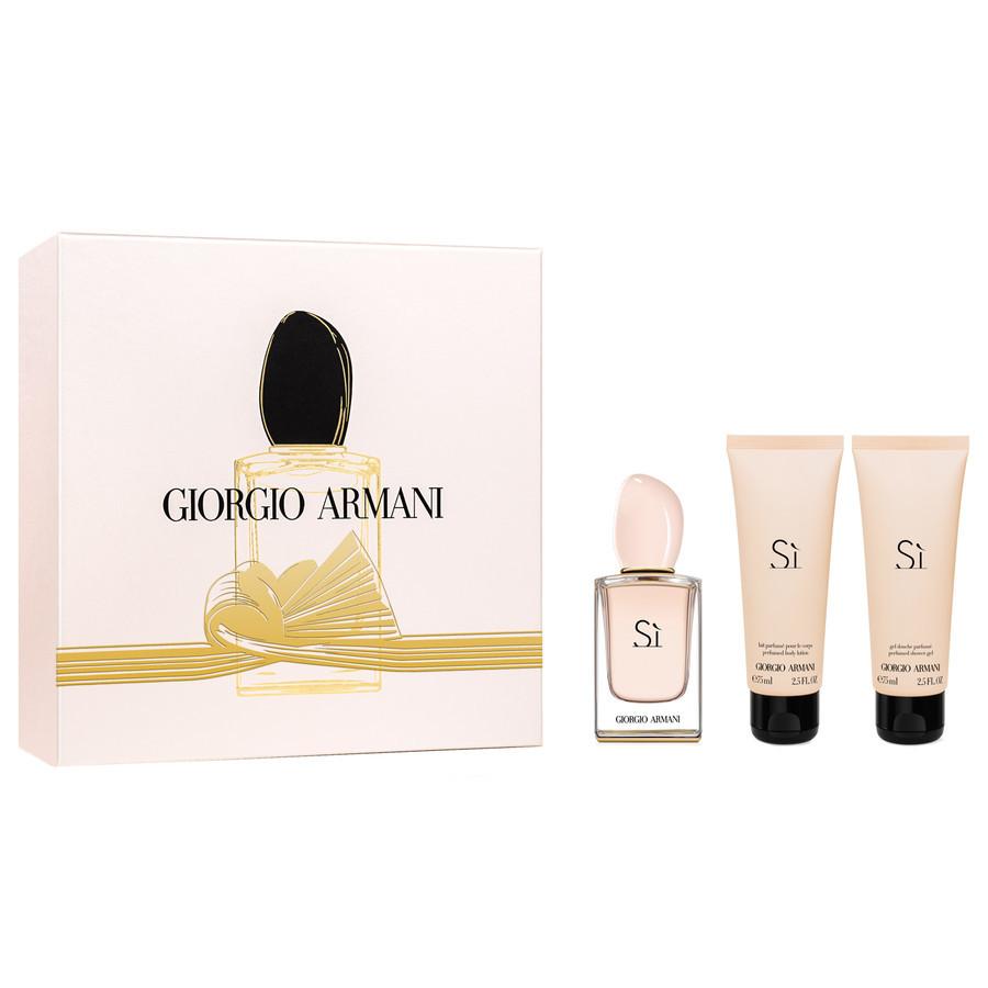 Zestaw zapachowy Giorgio Armani Si