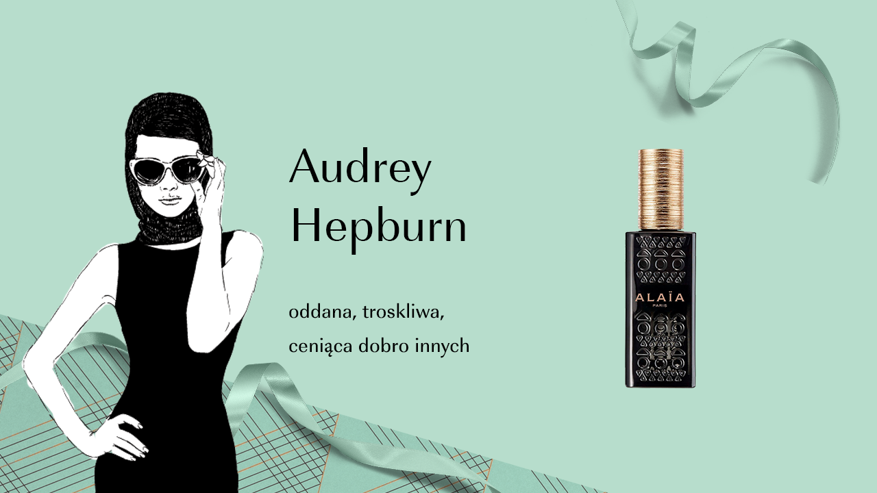 Ikona XX wieku_Audrey Hepbuer