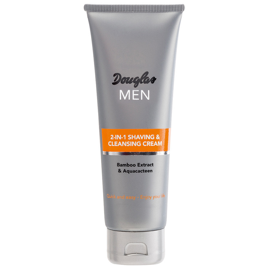Krem do golenia 2w1 Shaving + Cleansing Cream Douglas Men